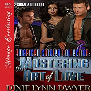 The American Soldier Collection 2: Mastering the Art of Love audiobook cover art