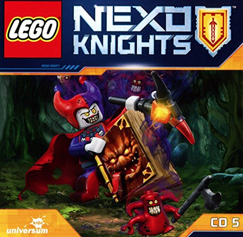 Lego Nexo Knights CD 5 - Jestros listiger Plan