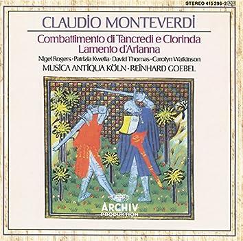 Monteverdi: Lamento d'Arianna; Combattimento di Tancredi e Clorinda / Farina: Sonata La Desperata / Rossi: Sonata sopra l'aria di Ruggiero / Fontana: Sonata a tre violini / Marini: Passacaglio a 4; Sonata sopra la Monica; Eco a tre violini / Buonamente: