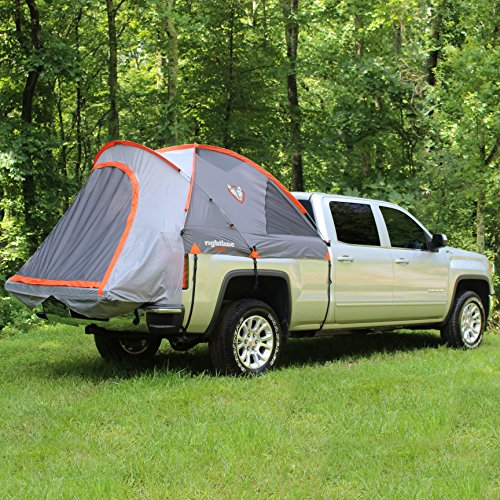 Rightline Gear 110765 Mid-Size Short Truck Bed Tent 5'
