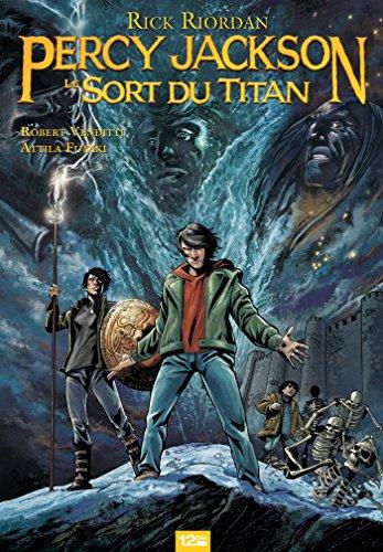 Percy Jackson - Tome 03: Le Sort du titan
