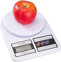 Rpanle Balance de Cuisine Électronique, Balance numérique de Cuisine de Haute Précision, Fonction Tare, 10kg/1g, Balance A...