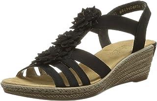 6a48e6632e27 Amazon.fr : Chaussures Rieker - Cuir / Chaussures femme / Chaussures ...