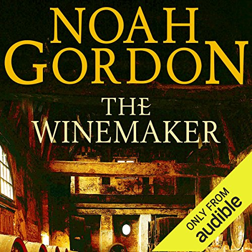 The Winemaker audiobook cover art