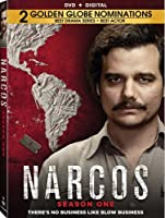 Narcos: Season 1/ [DVD] [Import]