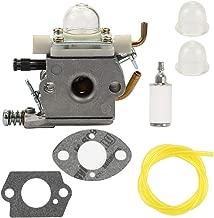 Venseri C1M-K77 Carburetor with Gasket Fuel Line Tune Up Kit for Echo PB-403H PB-403T PB-413H PB-413T PB-610 PB-620 PB-620H PB-413 PB-400 Leaf Blower with Air Filter Tune Up Kit