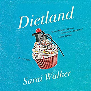 Dietland                   Written by:                                                                                                                                 Sarai Walker                               Narrated by:                                                                                                                                 Tara Sands                      Length: 10 hrs and 33 mins     45 ratings     Overall 3.9