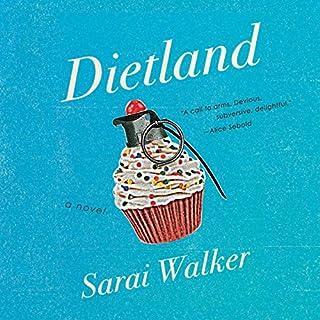 Dietland audiobook cover art