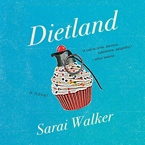 Dietland audiobook cover art