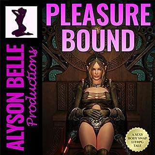 Pleasure Bound audiobook cover art