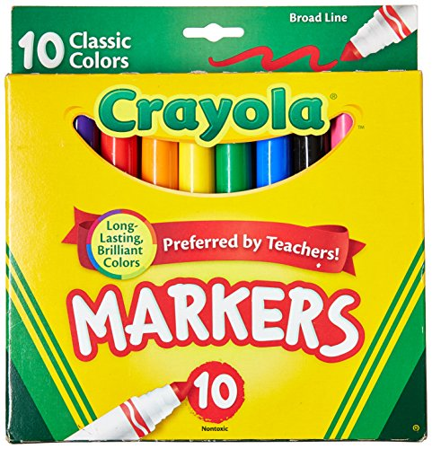 Canetinha Crayola 10 unidades classic