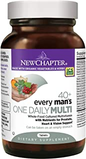 New Chapter Every Man's One Daily 40+ Multivitamin - 24 ct