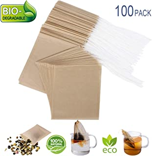 Best biodegradable tea bag Reviews