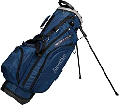 Tour Edge Hot Launch HL4 Golf Stand Carry Bag-Navy Silver (UBAHNSB03), One Size