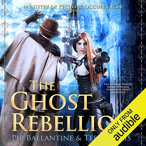 Page de couverture de The Ghost Rebellion