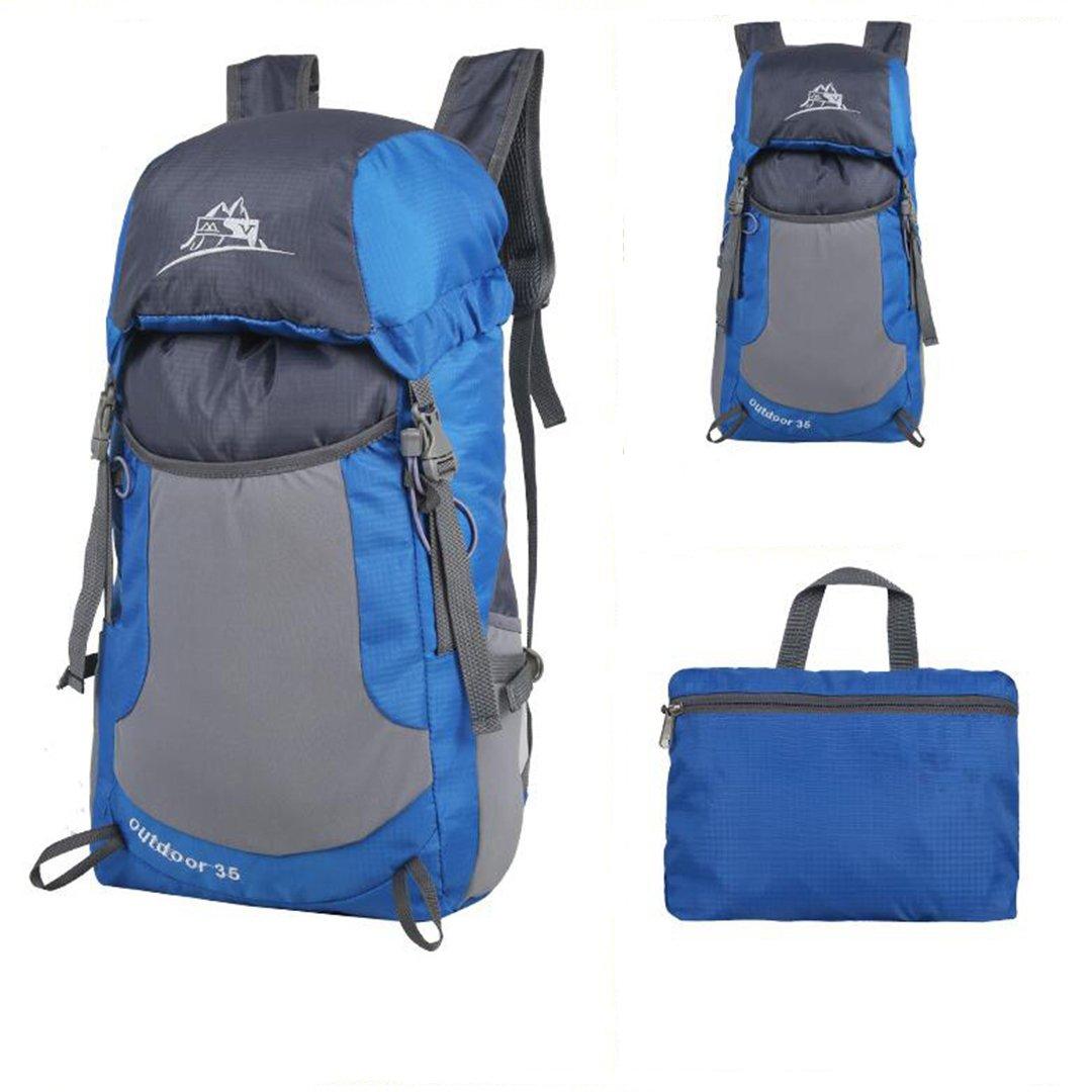Foldable Backpack Women Men Waterproof Packable Daypack for Outdoor Traveing