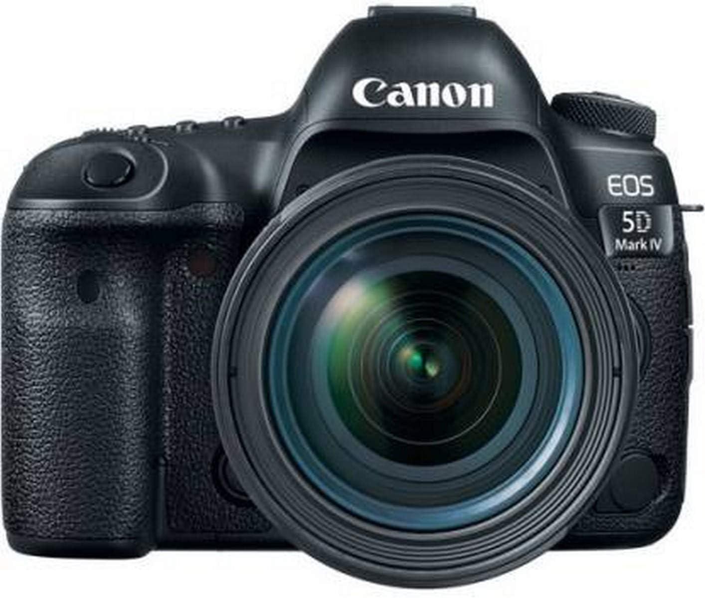 Canon EOS 5D Mark IV Full Nippon regular agency Frame Digital High order 24-70 Camera EF SLR with