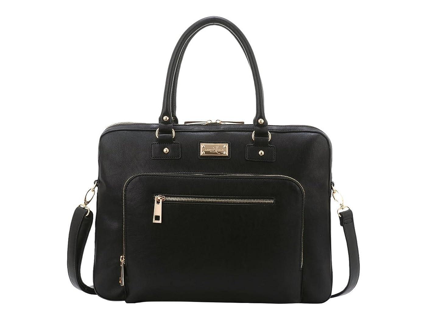 Sandy Lisa SLLDN-BKBK-14 London Notebook Carrying Case 15.6