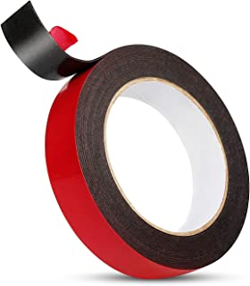 QBUC Heavy Duty Double Sided Tape Mounting Tape,Waterproof Mounting Foam Tape,Super Adhesive Tape Command Strips for Walls...