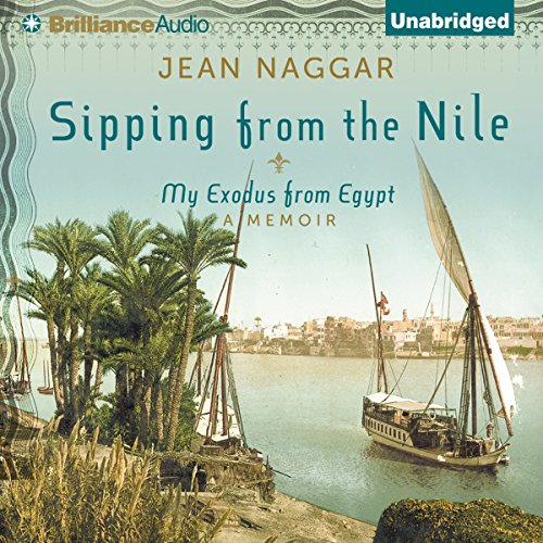 Sipping From the Nile audiobook cover art