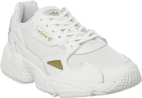 Adidas Falcon W blanc blanc or 42