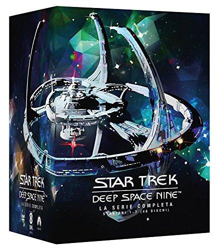 Star Trek Ds9 Stg.1,7 (Box 48 Dvd)
