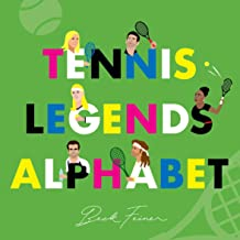 Tennis Legends Alphabet Book   Children's ABC Books by Alphabet Legends™
