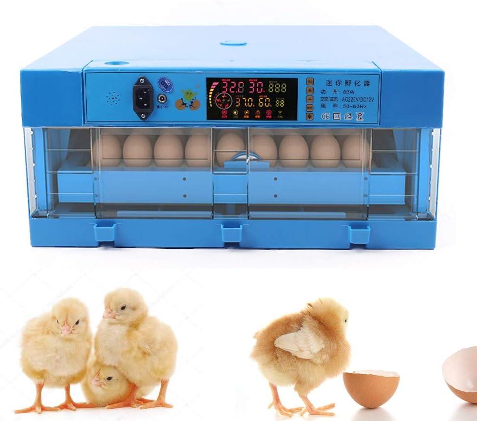 Complete Free Shipping 110V 12V 25% OFF Egg Hatcher Incubator Ho Smart controller Automatic