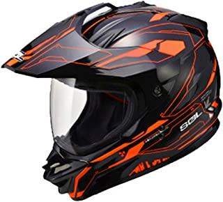 Full Face Helmet Motocross Helmets Downhill Locomotive Helmet with Visor And Sun Visor Thermoplastic Helmet Motorcycle Hel...