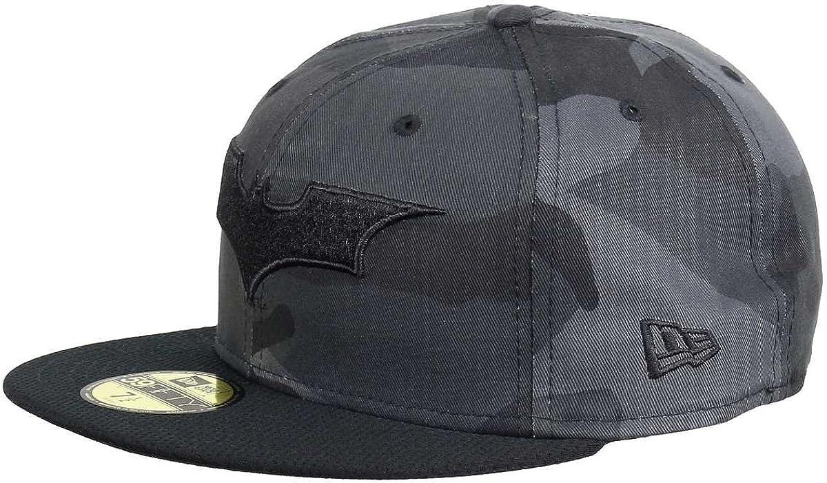 Gorra 59Fifty Camo Batman Fitted by New Era gorra de baseballgorras visera plana gorra de baseball