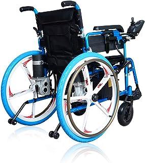 Sillas de ruedas eléctricas para adultos Silla de ruedas silla de ruedas, silla de rehabilitación médica for la tercera edad, las personas de edad, Silla de ruedas eléctrica, plegable silla de ruedas