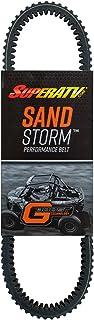 SuperATV Heavy Duty Sand Storm CVT Drive Belt for 2018-2020 Polaris RZR XP Turbo S/RZR XP Turbo S-4  Built to perform in e...