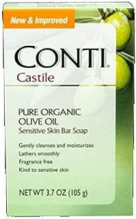 Conti Castile Olive Oil Soap 4 oz (Pack of 10)