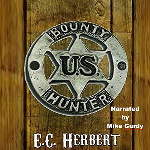 Bounty Hunters audiobook cover art