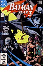 BATMAN # 436-439