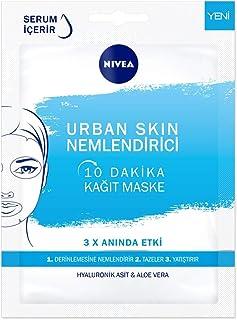 Nivea Face Urban Skin Nemlendirici Maske 28 gr