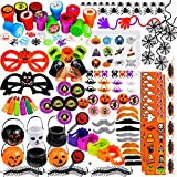 Supla 126 Pcs Halloween Toys Novelty Trinkets Assortment Halloween...