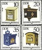Prophila Collection DDR 2924-2927 (kompl.Ausgabe) 1985 Briefkästen (Briefmarken für Sammler)