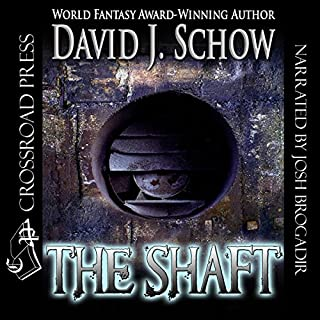 The Shaft audiobook cover art