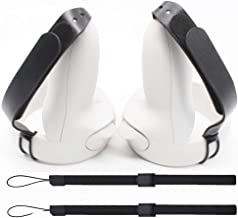 TNE Knuckle Straps with Wrist Straps for Oculus Quest 2 | Anti-Drop Hand Grip Accessories for Quest 2 Touch Controller Han...