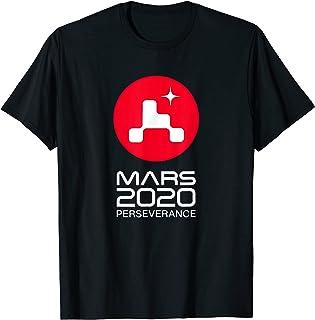 Mars Persévérance Rover Commémorative 2020 T-Shirt