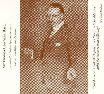 Sir Thomas Beecham, Vol. 1 (1912-1939)