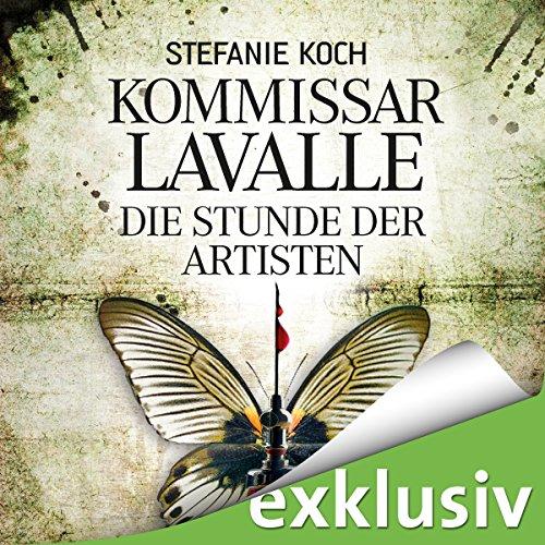 Die Stunde der Artisten audiobook cover art