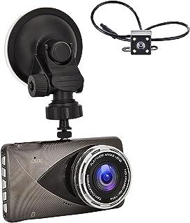 "for adults Q10 1296P سيارة DVR داش كاميرا الرؤية الخلفية مسجل الفيديو HD 4""ADAS حلقة تسجيل للرؤية الليلية G- الاستشعار 170..."