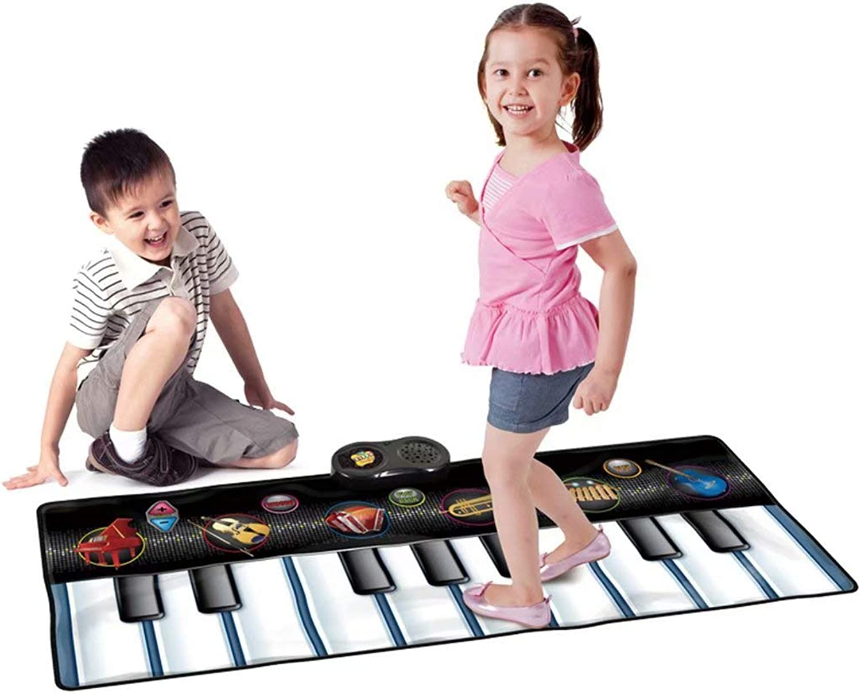 elige tu favorito AA-SS-Music Mat Tapete para Piano, tapete Musical Plegable [120 cm cm cm x 46 cm, 17 Teclas] Bebé Música de Baile Piano Alfombra Manta Juguetes Regalo para Niños niñas  el precio más bajo