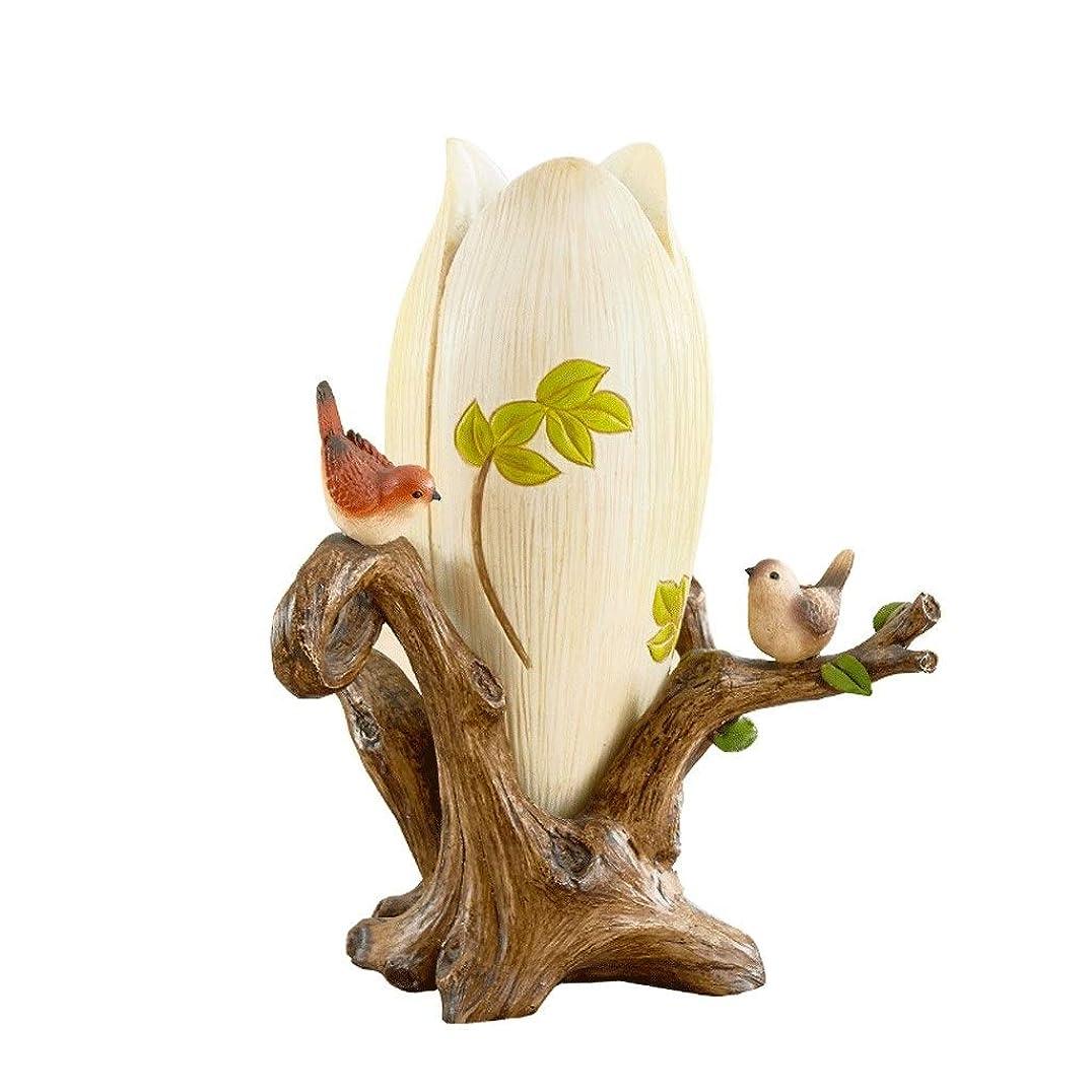 フクロウ地平線究極の花瓶 アメリカの国の樹脂の花瓶の装飾ホームアクセサリーヨーロッパのリビングルームのポーチテレビキャビネット花瓶