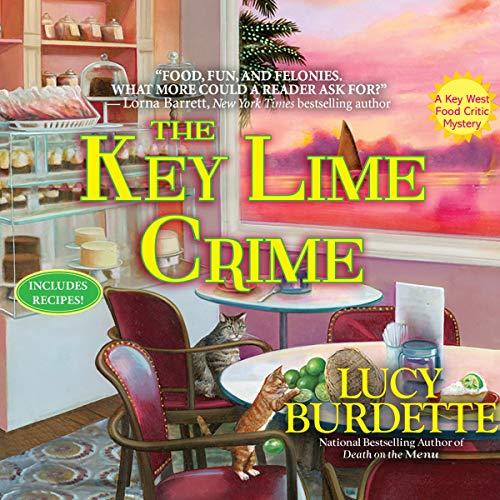 The Key Lime Crime: A Key West Food Critic Mystery