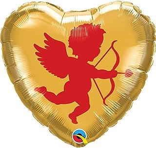 Qualatex Cupid Balloon Foil Balloon, 18-inch Size