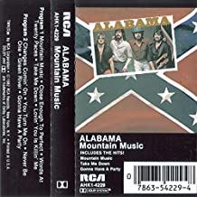 MOUNTAIN MUSIC [CASSETTE]