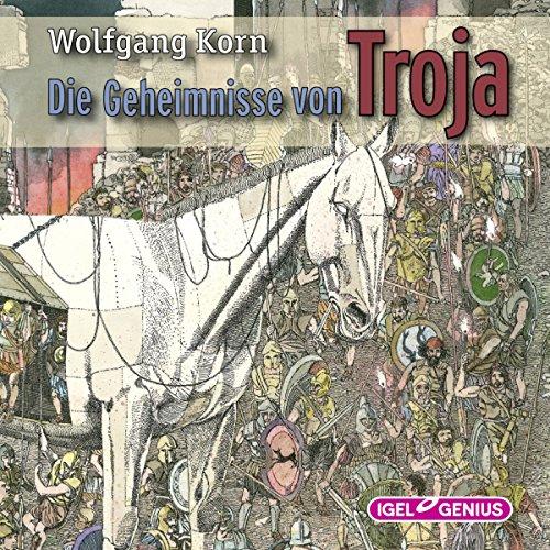 Die Geheimnisse von Troja audiobook cover art